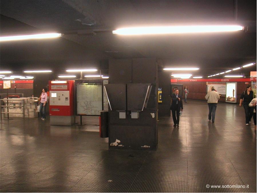 Stazione di venezia - Passante porta venezia ...